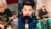 Rock band Queen and Adam Lambert record song for healthcare workers during lockdown