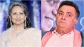 Sharmila Tagore on Rishi Kapoor: He spoke his mind, but there was no malice in it