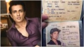 Sonu Sood fan shares photo of his old Mumbai train pass. Safar abhi bhi jaari hai, says actor