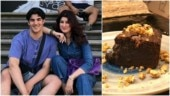 Twinkle Khanna is proud mom as son Aarav bakes chocolate brownie cake for family