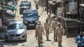 33 cops tested positive for coronavirus in Uttar Pradesh so far