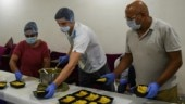 Indian hero: Moldovan tennis player Dmitrii Baskov feeds poor in Ahmedabad amid Covid-19 lockdown