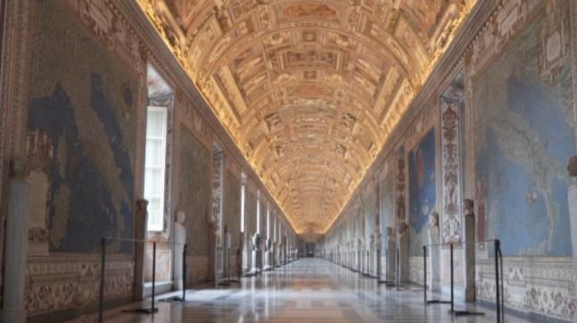 वेटिकन संग्रहालय 1 जून से फिर से खोलना सख्त सामाजिक दूरी दिशानिर्देशों के साथ