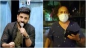 Man sneezes at Vir Das, threatens to slap him for not wearing mask. But I'm at home, says comedian