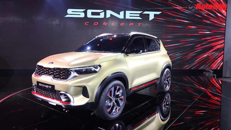 Kia Sonet To Be Priced Between Rs 8 And 13 Lakh Auto News