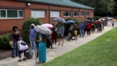 Long lines, voting machine problems fuel investigations in US state of Georgia