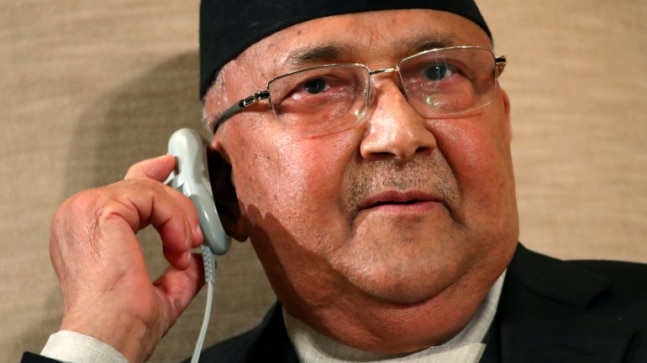 Nepal PM Oli meets President amid demand for resignation, will address nation today