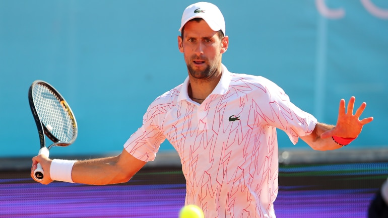 Novak Djokovic Says Essential All Gamers Free To Journey To Us Open The Sunday Street