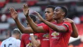 Premier League wrap: Liverpool move closer to title, Martial treble keeps Manchester United in top-four hunt