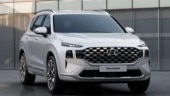2021 Hyundai Santa Fe debuts with aggressive design