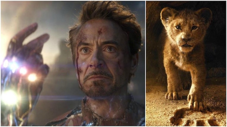 Quarantine Curation Avengers Endgame To Lion King 10 Tamil Dubbed Hollywood Films Available On Ott Movies News