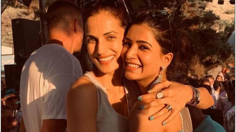 Samantha's friend Shilpa Reddy tests positive for coronavirus ...
