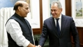 Rajnath Singh goes arms shopping to Russia