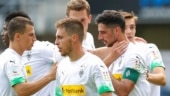 Borussia Moenchengladbach reach Champions League, Düsseldorf relegated