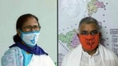 The mask war: How leaders of TMC, BJP fighting political battle in times of coronavirus