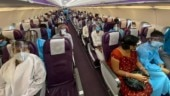 AAP MP Sanjay Singh brings 180 migrant workers to Bihar in charter flight