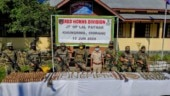 Security forces recover huge cache of arms, ammunition in Assam's Chirang district