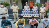 Delhi: Gang of mobile thieves including courier staffer of mobile company busted