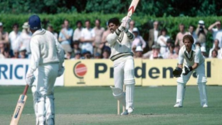 Kapil Dev remained unbeaten on 175 vs Zimbabwe in the 1983 World Cup which was not telecast live (File Photo)
