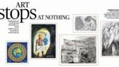 Art stops at nothing