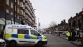 Street party turns wild in London as crowd turns 'hostile' towards Metropolitan police