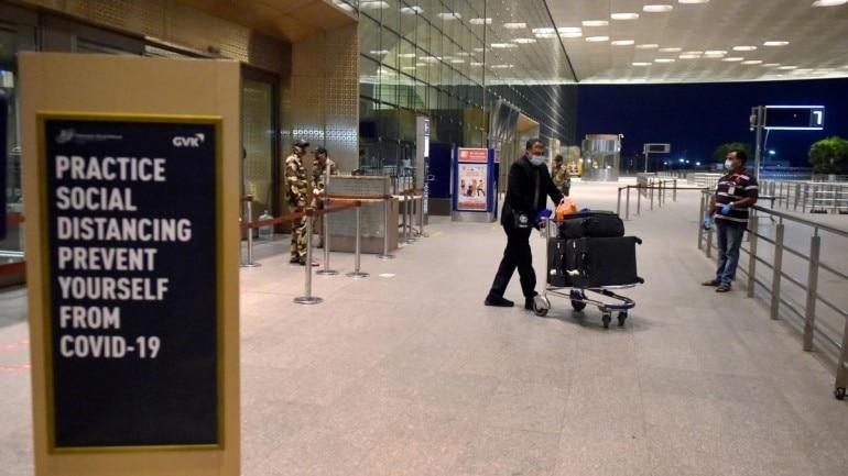 File photo of Mumbai International Airport