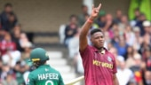 Don't want to be just average cricketer: Oshane Thomas says he wants to be counted among greats