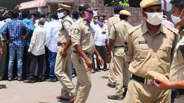 Andhra Pradesh: Gas leak at Sainor Life Sciences in Visakhapatnam, 2 dead -  India News