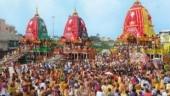 Odisha: Jagannath Rath's return journey Bahuda Yatra begins; 12 test positive in Puri
