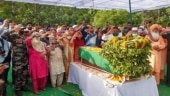 Soldier deployed in Ladakh dies on duty, laid to rest in Patiala