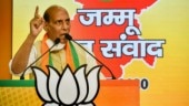 PoK will wish to be part of India, will lead to fulfilment of Parliament's resolution: Rajnath Singh