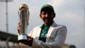 Sarfaraz Ahmed and his son recollect Pakistan's Champions Trophy 2017 win vs India
