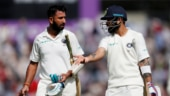 Inspired by you skip: Cheteshwar Pujara responds to Virat Kohli after donning new look