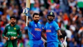 This day that year: Rohit Sharma's belligerent 140 helps India crush Pakistan in 2019 World Cup