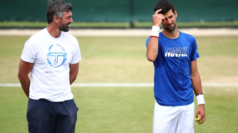 Goran Ivanisevic Tested Positive