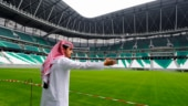 Diamond in the Desert: Qatar unveils new 2022 FIFA World Cup stadium dedicated to Covid-19 frontline workers