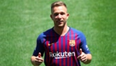 Juventus sign Arthur Melo in swap deal for Miralem Pjanic from Barcelona