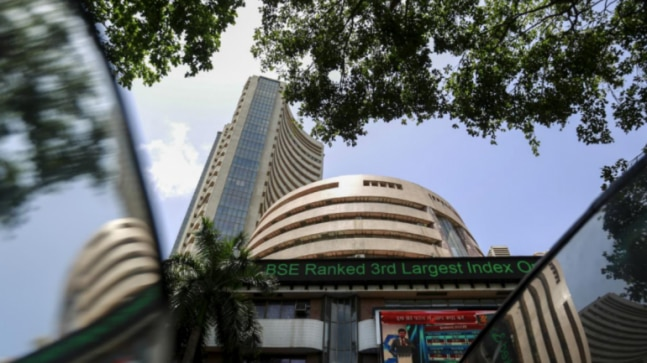 Sensex up over 350 points, Nifty above 10,000