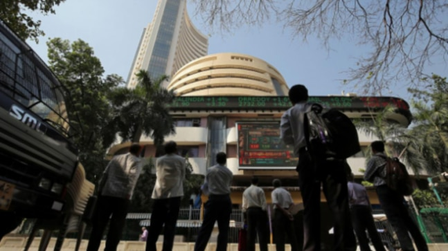 Sensex rises over 300 points, Nifty above 10,100; RIL hits new high