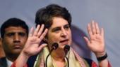 UP recruitment machinery corrupt, youth determined to speak up against it: Priyanka Gandhi