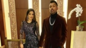 First time Natasa Stankovic saw me, I was wearing 'a hat, chain and watch at 1 AM': Hardik Pandya