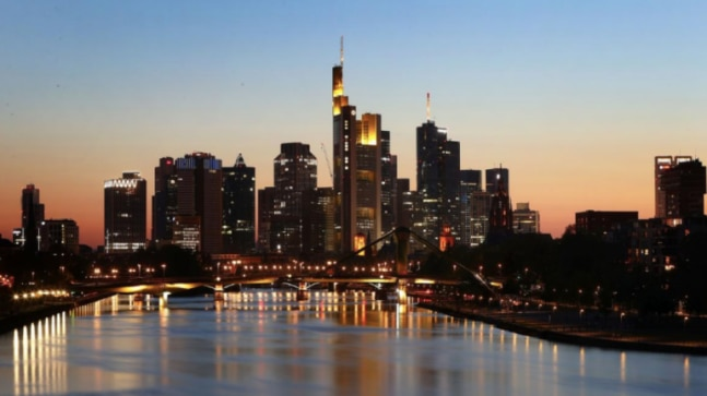German private sector slowly crawling out of recession, shows PMI data