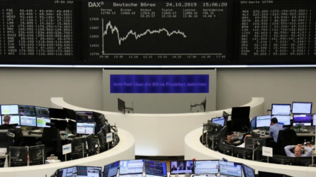 European shares inch higher on US-China trade relief