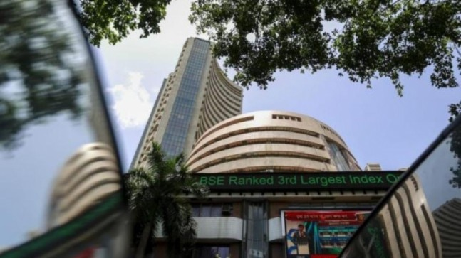 Sensex surges 376 pts in line with global rally