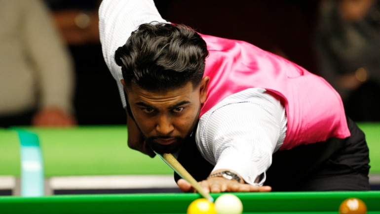English snooker player Hammad Miah (Reuters Photo)