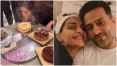 Sonam Kapoor celebrates birthday with family, calls husband Anand Ahuja her blessing