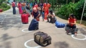 Students, tourists stranded in Assam during lockdown return to Bangladesh