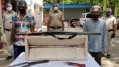 Two men arrested for burglaries in bank, temples across Delhi