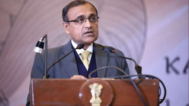 File photo of India's envoy to the UN Ambassador TS Tirumurti