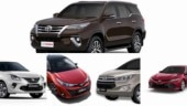 Toyota Fortuner, Innova Crysta, Camry, Yaris, Glanza: Here are all finance schemes, offers for June 2020